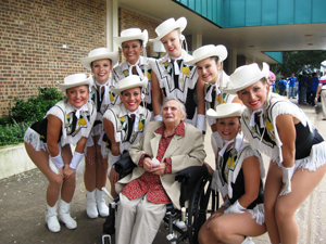 Chandler Nursing Services Dance Team Residents